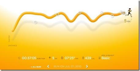 5km run